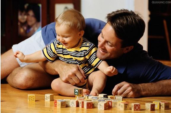 晨心家政育儿师提醒宝爸做10件事宝宝越聪明-