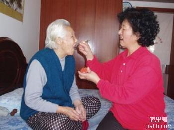 家里帮老人护理有特色