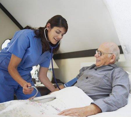 [老人护理知识] 瘫痪卧床老人护理方法