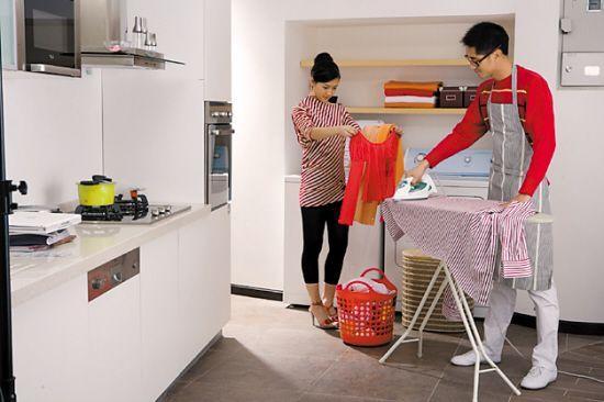 家庭厨卫清洁诀窍 家里帮为您来支招